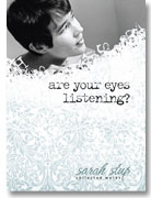 Are your eyes listening? book cover