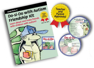Do-si-Do with Autism Friendship Kit